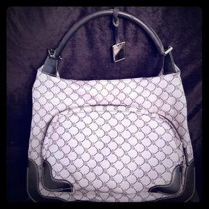 Ralph Lauren cloth carry on shoulder bag